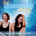 That Entertainment Podcast Butterfly Kicks podcast art